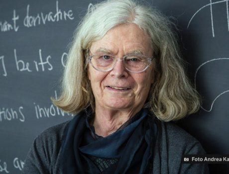 Abel prize for Karen Uhlenbeck