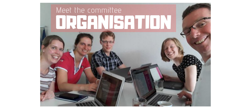 Meet the committee: organisation