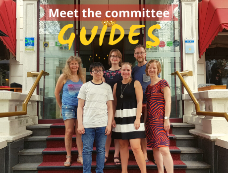 Meet the committee: guides