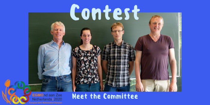 Meet the committee: contest