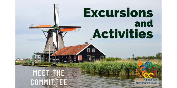 Meet the committee: excursions and activities